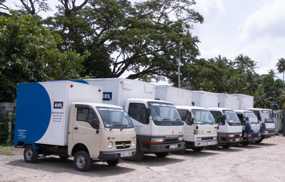 Transport Services in Sri Lanka