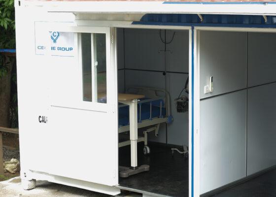 Homagama Hospital ICU Sri Lanka